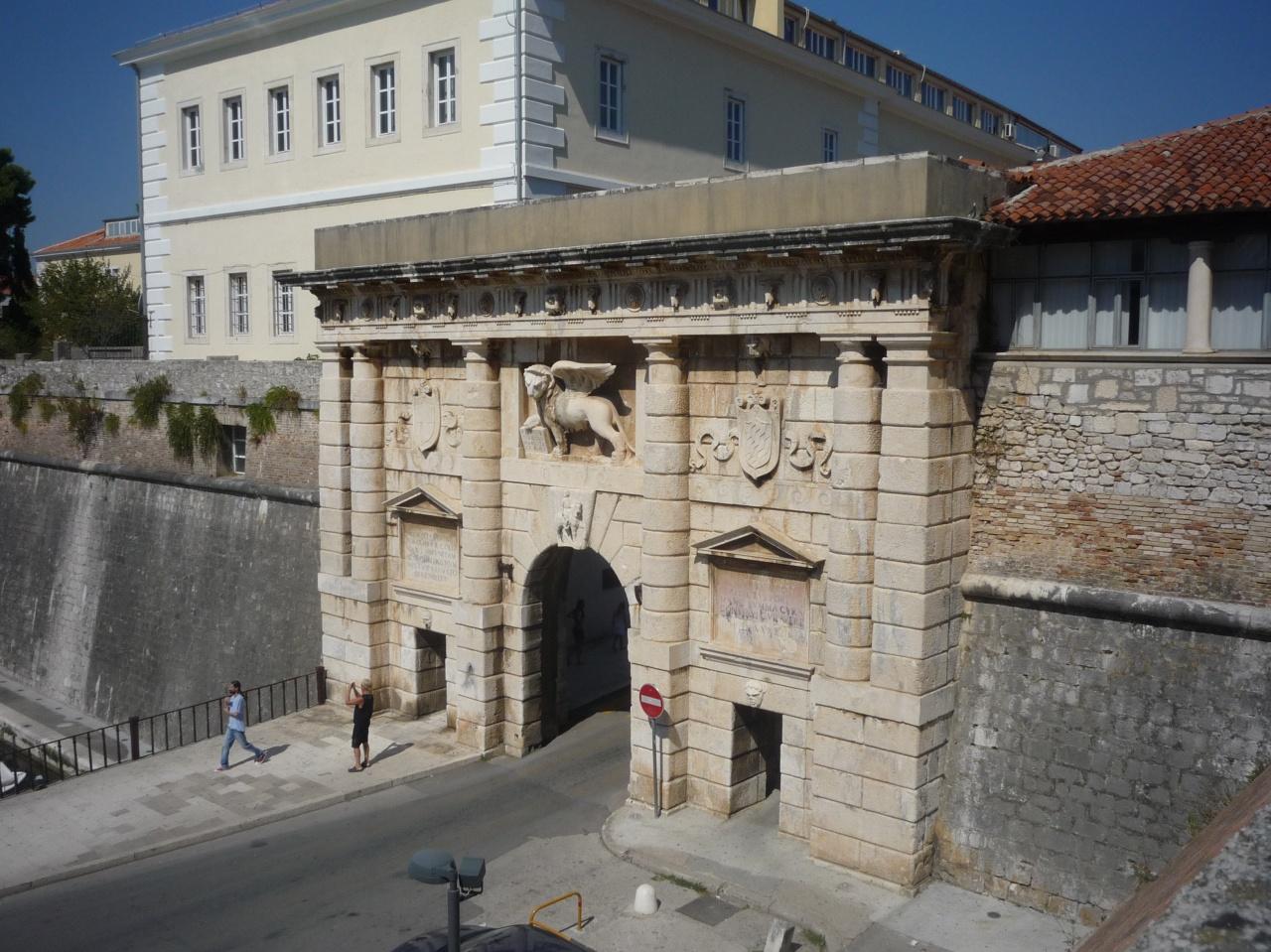 The City Walls and Gates of Zadar - Croatia Reviews