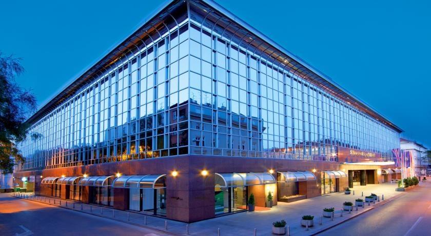 Sheraton Zagreb Hotel Croatia Reviews
