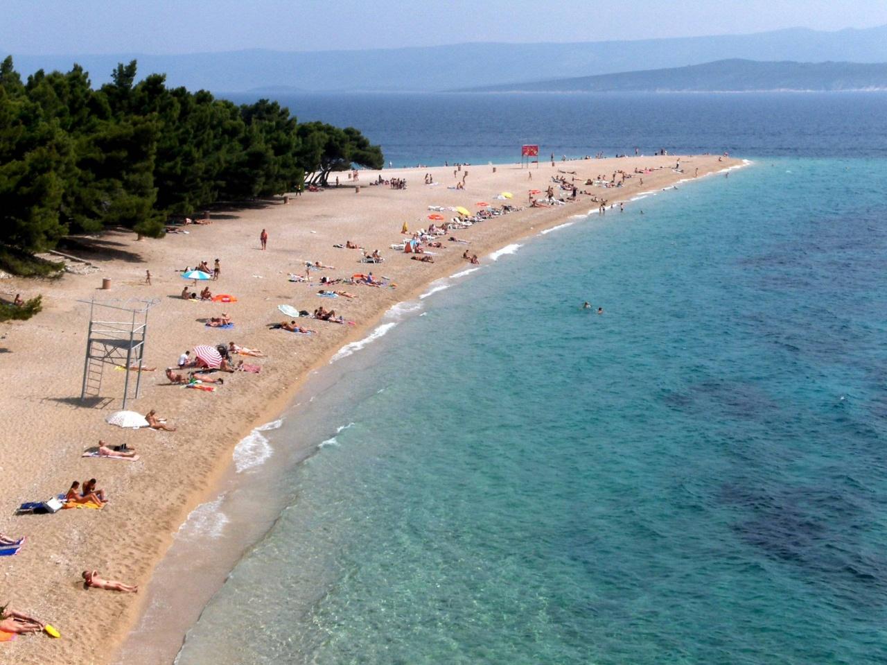 Zlatni Rat Beach Croatia Reviews