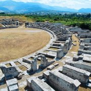The Amphitheatre of Salona