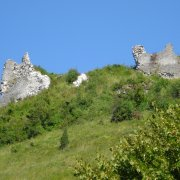 Tržan Castle in Modruš