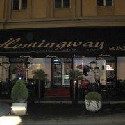 Hemingway Lounge bar