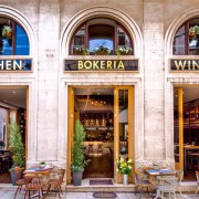 Bokeria Kitchen & Wine