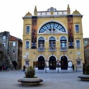 Croatian National Theatre in Split