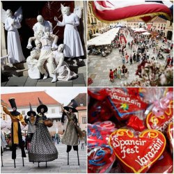 Come to the 16th Špancirfest in Varaždin!