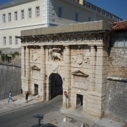 The City Walls and Gates of Zadar