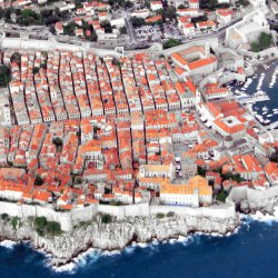 Dubrovnik Old Town and City Walls