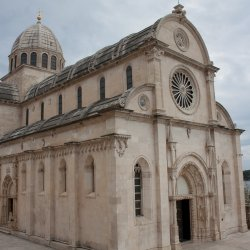Saint James Cathedral in Šibenik