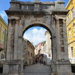 Arch of the Sergeius