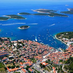Hvar - the sunniest Croatian island