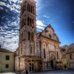 Cathedral of St. Stephen in Hvar