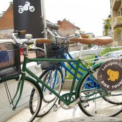 Lobagola Zagreb guided bicycle tours