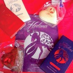 Hedona chocolate pralines