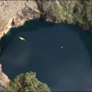 Base jump skokovi u Crveno jezero REPORTAŽA