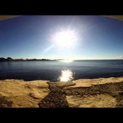 GoPro HD: Umag, Croatia Timelapse with Cat Gatecrasher