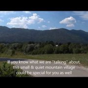 Bjelolasica Mountain village of Jasenak (Croatia/ Hrvatska) -- Rural Tourism Seoski turizam