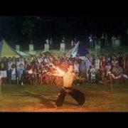 Firedance - Medieval festival Svetvinčenat 2013