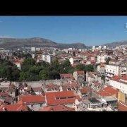 Pogled sa zvonika Katedrale sv. Duje - Split