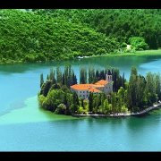 Krka Waterfalls National Park - Croatia (HD)