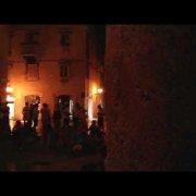 Live music in Peristil square - The Cranberries
