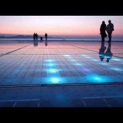 Zadar. Sound and light.wmv