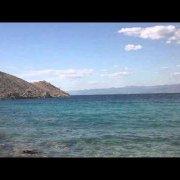 Lukovo beach, croatia