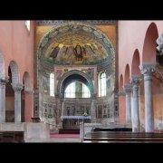 Visiting Euphrasian Basilica in Porec