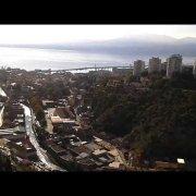 Croatia - Rijeka - view from Trsat fortress