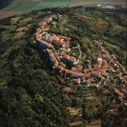 Motovun Croatia -crossroads of the Earth's energy meridians-