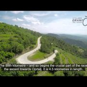 Istria Granfondo 2015 - Cycling Route Preview