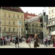 Jelacic Square- Zagreb, Croatia, Davidsbeenhere.com