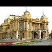 Croatian National Theatre - Zagreb, Croatia