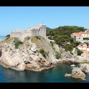 Dubrownik - Twierdza Lovrijenac - Chorwacja - Dubrovnik - Croatia - St. Lawrence Fortress