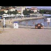 29.09.2012 (12:41) Opatija: am Spielplatz der Slatina
