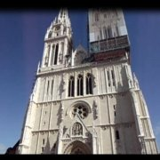 Zagreb Cathedral, Croatia - Gothic Style Architecture- Cardinal Aloysius Stepinac Tomb