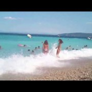 Moscenicka Draga beach