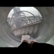 Zagreb Museum of Contemporary Art - Carsten Holler Double Slide as exit!