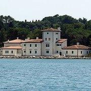 Brjuni island, Tito villa  Croatia
