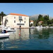 Castle Vitturi in Kastel Luksic 2012, In the beautiful Kastela Bay near Split