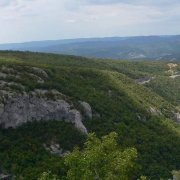 Ucka Mountains and Hum - Istria