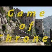 Game of Thrones Meereen close up Aerial View  Klis Fortress