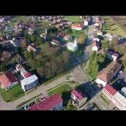 Grubišno Polje - snimke iz zraka