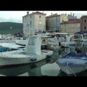 Cres Town Harbourside Promenade, Croatia