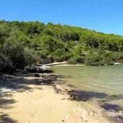 Lovrecina beach  adriagate.com