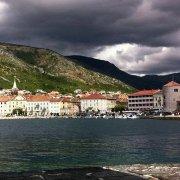 Senj, Croatia - Timelapse