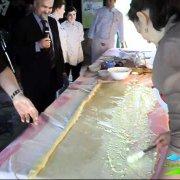 ŠTRUKLIJADA: PRIPREMA ŠTRUKLI 2012 - Gornja Stubica, Zagorje