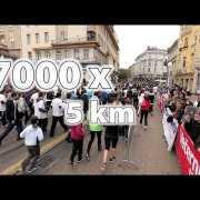 22th Zagreb marathon - highlights