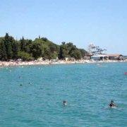 Pogled na plazu Drazica, Biograd na moru