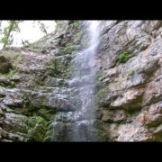 Zeleni vir (Schlucht + Wasserfall bei Skrad (Gorski Kotar), Kroatien