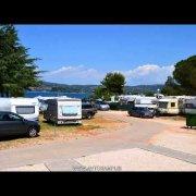 Camp site Kanegra - Umag - camping Croatia